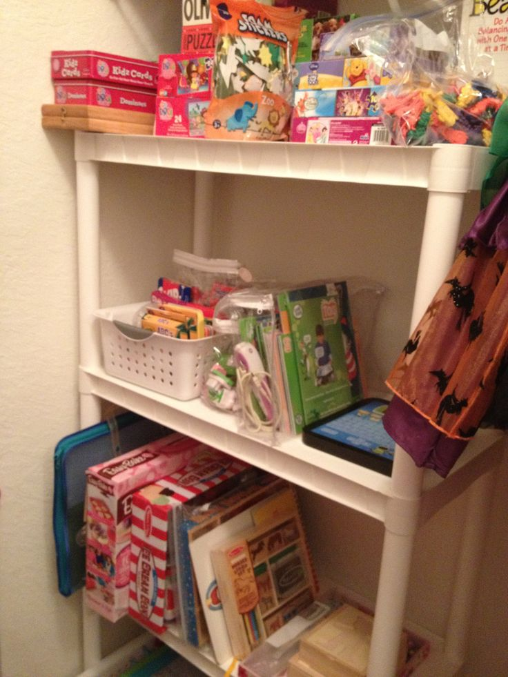 7 best images about my just for kids by efl on pinterest Closet toy storage ideas
