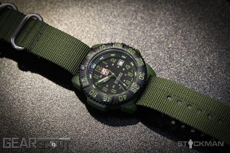 Luminox 3040 Series watch.