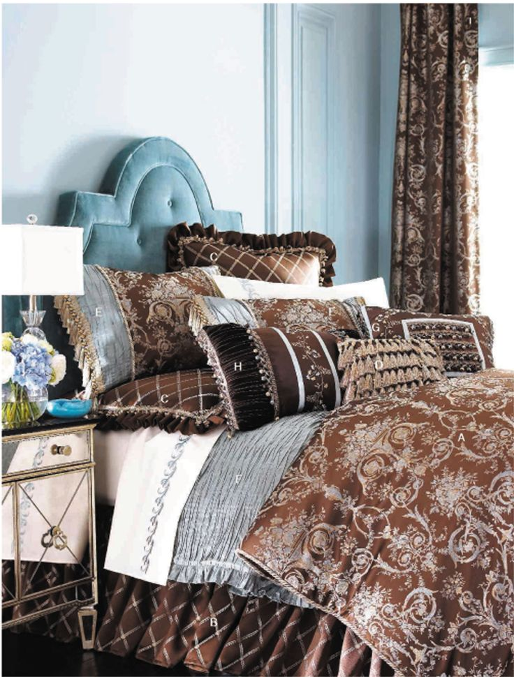 684 Best Images About Master Suite On Pinterest Luxury Duvet Covers Comforter And Bedroom Sets