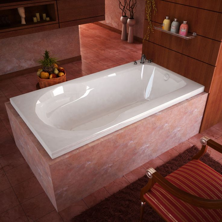 The 25+ best Jetted bathtub ideas on Pinterest | 2 person bathtub ...