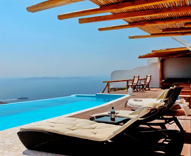 Urania Villa Pool