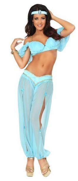 CostumeBrowser.com Princess Jasmine Costumes