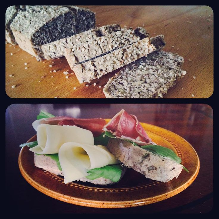 """Rebecca Dahlin på Instagram: """"Going on vacation to the swedish mountains next week, so I'm makeing lots of bread and cookies and coffebread.  This bread loaf is fantastic and easy to make. #glutenfree #dairyfree #sugarfree #healtyeating #healtybread #glutenfritt #mejerifritt #nyttigt"""""""