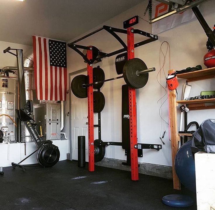 Elegant Prx Performance Garage Gym