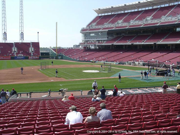 Washington Nationals at Cincinnati Reds Tickets - 3/29/2018