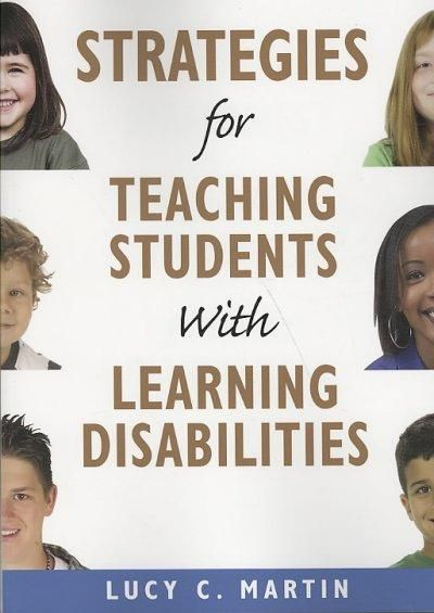 Written by a teacher for teachers, this engaging book provides more than 100 practical strategies for students with learning disabilities, along with guidance on accommodations and assessment.