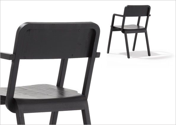 Prater Chair - Richard Lampert - Brands