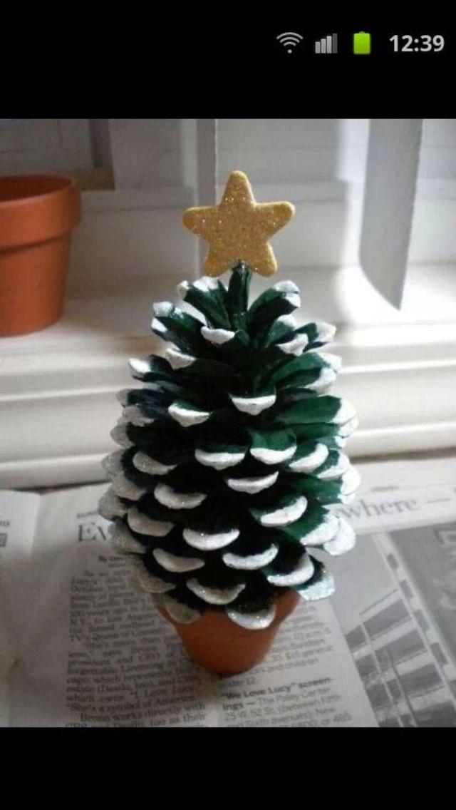 Easy to make Christmas tree!