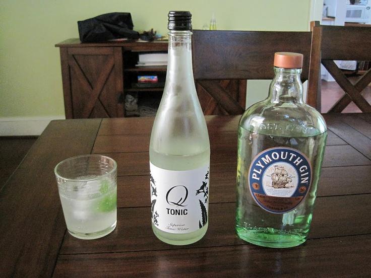 gin & tonic: Food Lush, Gin And Tonic, Water Sound, Tonic Fans, Gin Tonic, Tonic Redefin, Water Evr, Artisan Tonic, Tonic Water