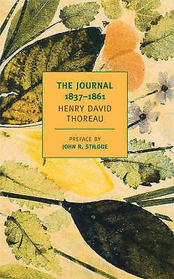 The Journal: 1837-1861 (New York Review Books Classics), Thoreau, Henry David, N