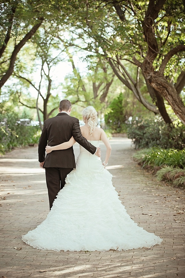Pieter & Leandri | The Moon and Sixpence Wedding » Louise Vorster Photography- Being together after wedding ceremony