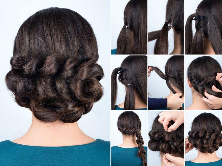 Eleganckie fryzury, które możesz zrobić sama
