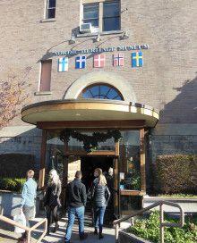 ノルディック文化遺産博物館。クリスマスシーズンになると特に賑わうらしい。シアトル 旅行・観光のおすすめスポット!