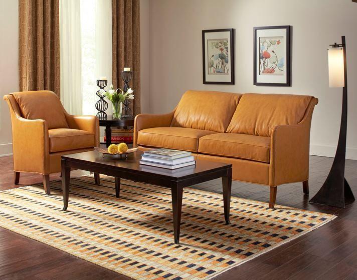Stickley Pita Settee U0026 Chair #livingroom