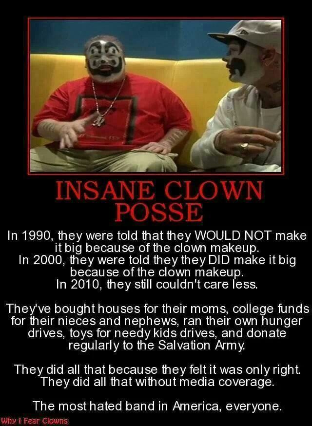 insane clown posse fuck the world lyrics