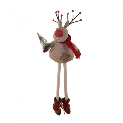 1000 images about reindeer moose and deer christmas for Sia decoration noel