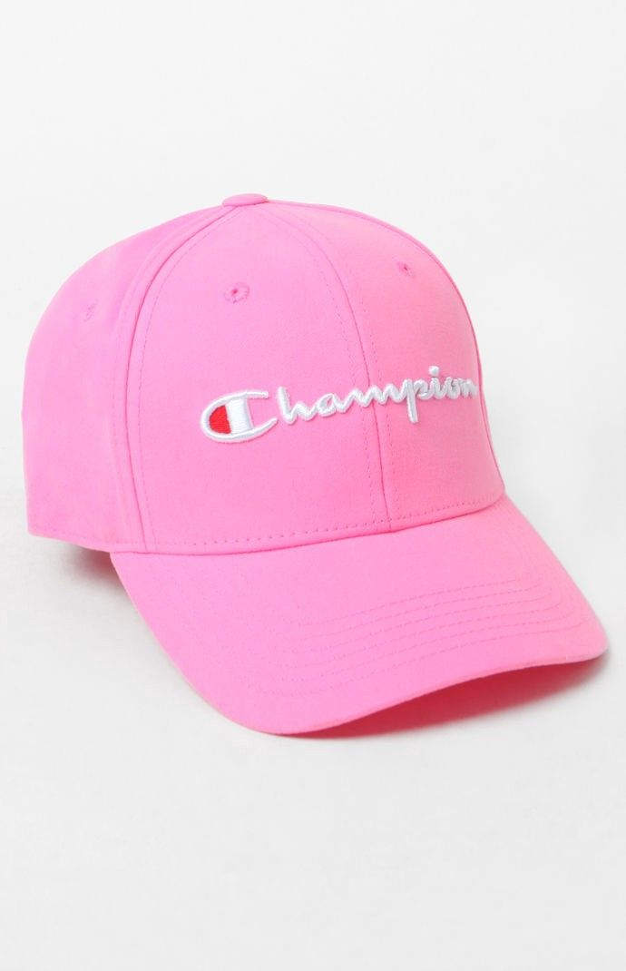 f955eaab39 CHAMPION Champion Classic Twill Strapback Dad Hat.  champion ...