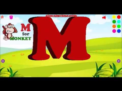 ABC Songs for Children- 3D  Animation Learning ABC -