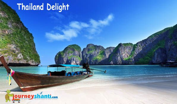 We are offering here is a 5N/6D #ThailandTourPackage of Phuket & Bangkok including various sight-seeing visits.   http://journeyshanti.com/packages/international-holidays/other-countries/thailand-phuket-bangkok-tour-package
