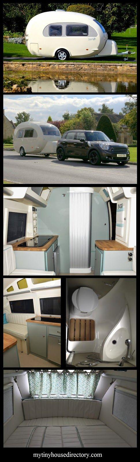 mytinyhousedirectory: Barefoot Caravan ~ We love it!