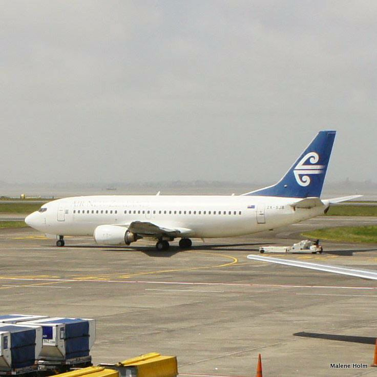 Air New Zealand and Other Airlines and Airports in New Zealand