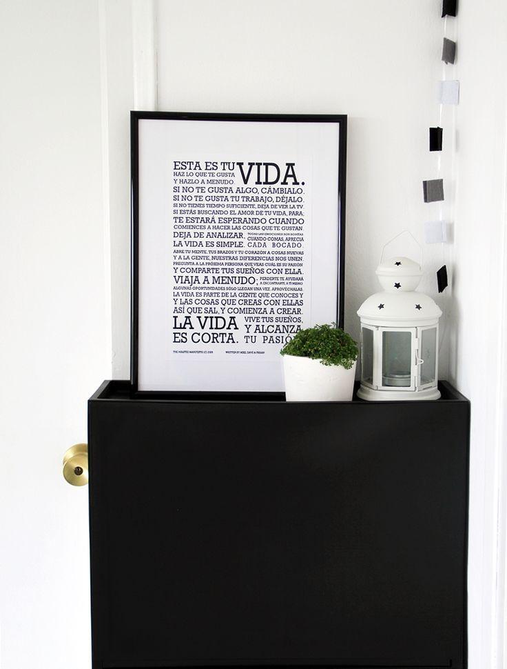 Lair art decor i love trones recibidores pinterest recibidor hola chiquita y orden - Orden en casa ikea ...