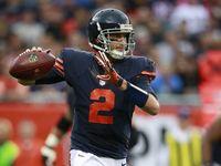 Brian Hoyer battling to remain Bears' starting QB - NFL.com