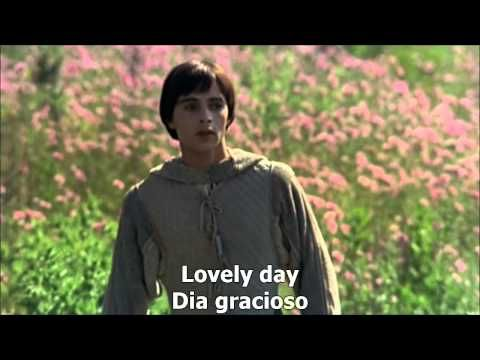Donovan • Lovely Day (Brother Sun, Sister Moon) - YouTube | Brother