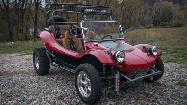 Manx Style Mid Travel Buggy - 4 Seater - VW Volkswagon - Off Road