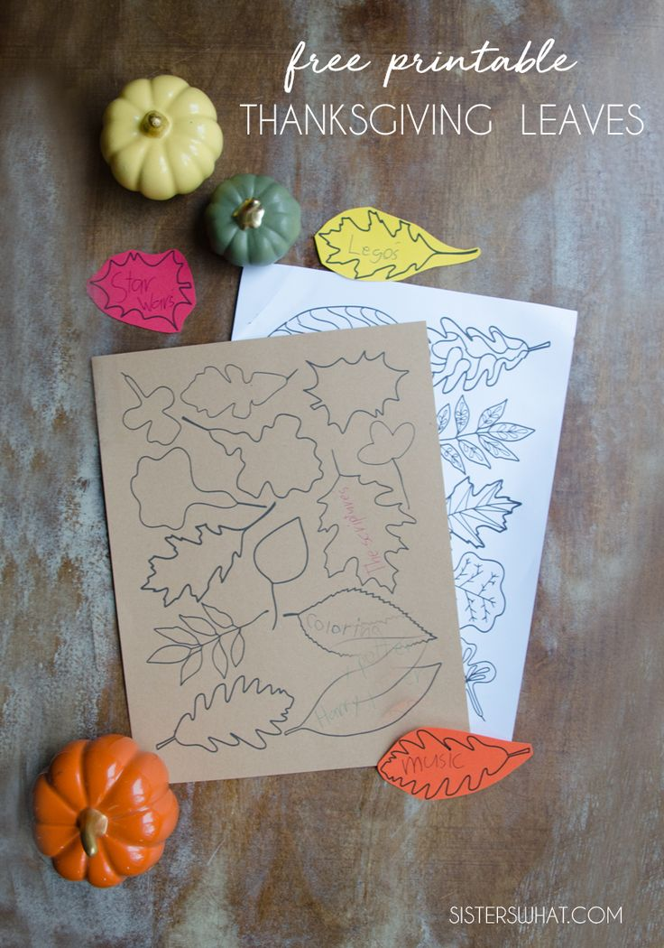 Free Printable Thanksgiving Leaves Coloring Page Thanksgiving Leaves Thanksgiving Printables Crafts
