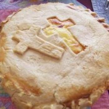 Easter Meat Pie  #