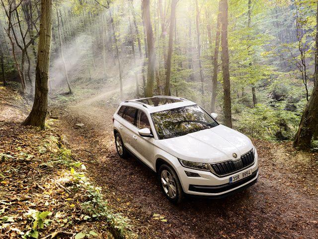 Tested Cars: El nuevo SKODA Kodiaq llega a Canarias por 18.900€...