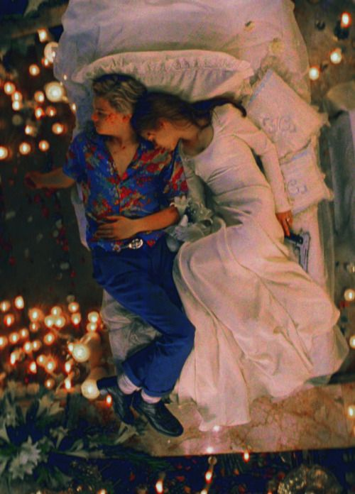 Romeo and Juliet (1996)  Having watched the 1968 version of Romeo & Juliet, and hearing better things about the 1996 Re-make, I ordered a copy off play.com and watched it.....and fell in love with it even more! The modernisation of a traditional story, the cast, the costume design, the guns, oh the guns! Really excellent remake of a long live classic. A must watch!