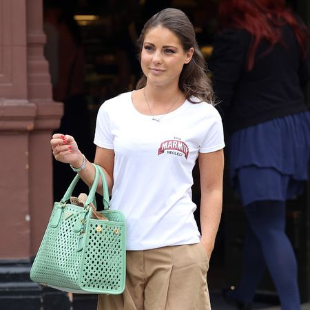 Louise Thompson\u0026#39;s Prada. www.handbag.com | Fashion | Pinterest ...