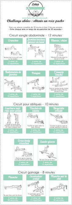 173 Best Fitness Images On Pinterest Physical Activities, Workouts