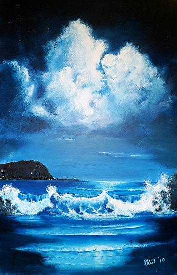 Moonlight Sonata: Minehead Bay