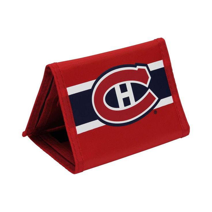 Montreal Canadiens tri-fold wallet
