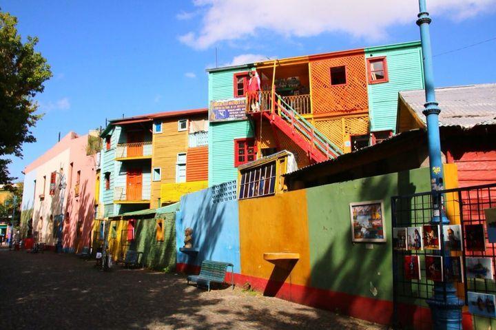 アルゼンチン -世界の不思議な観光名所