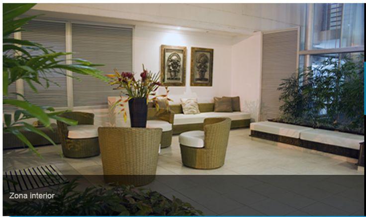 Sala de descanso HOTEL TAYRONA SANTA MARTA