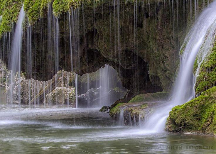 Cascada Bigăr - Munții Aninei - Jud.Caraș-Severin