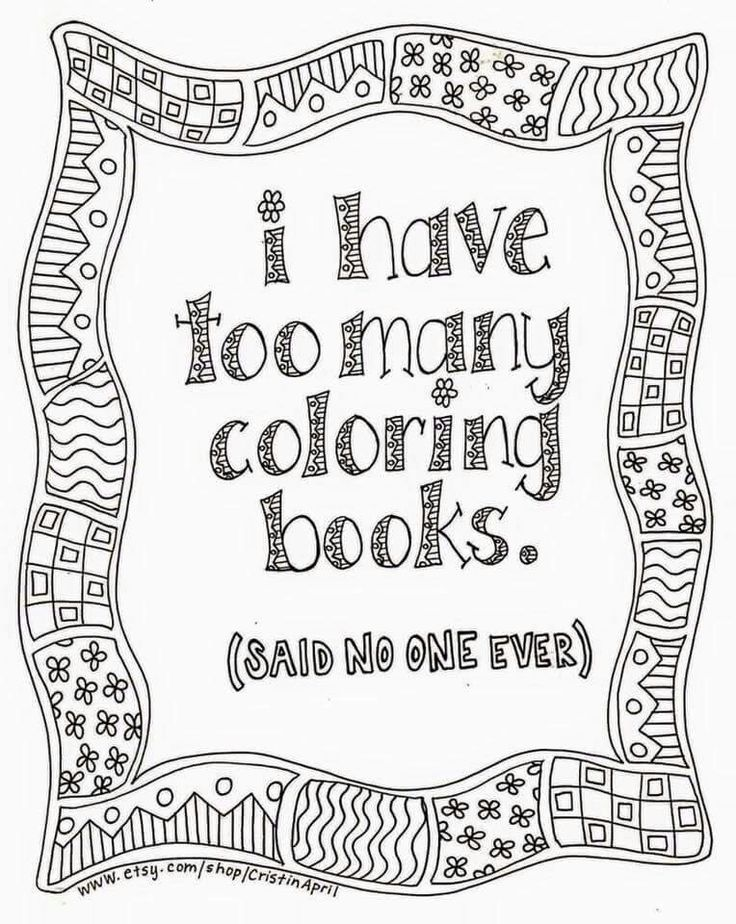 485 Best Coloring Pages Images