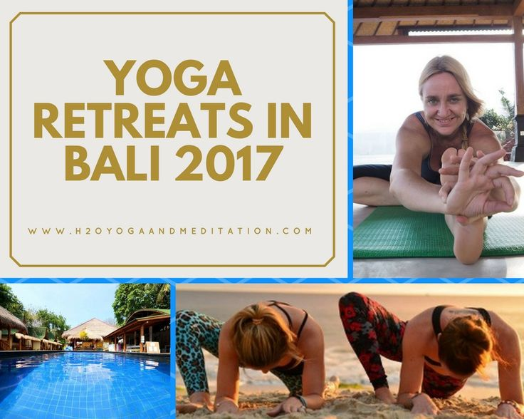 Visit #H20 #Yoga and #Meditation #Center for perfect #Yoga #retreats in #Bali #2017. The ultimate relaxation. Taking a hot bubble bath, looking up to the blue sky.