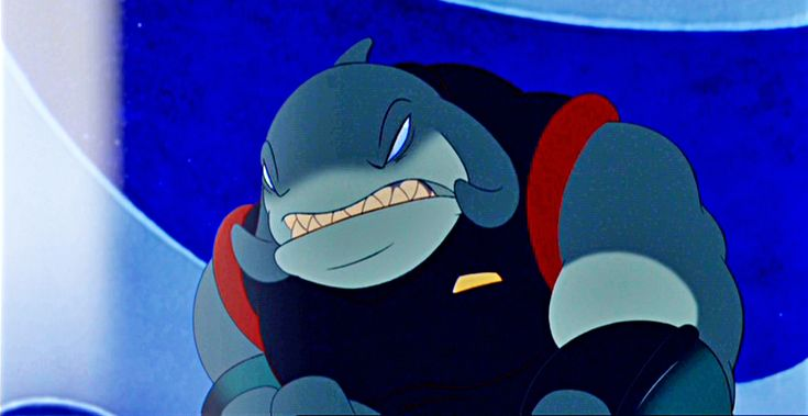 Captain Gantu Lilo Amp Stitch Disney