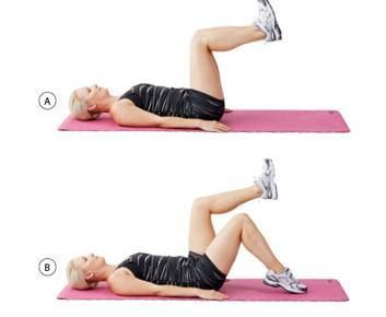 Les exercices pour maigrir et raffermir vos muscles