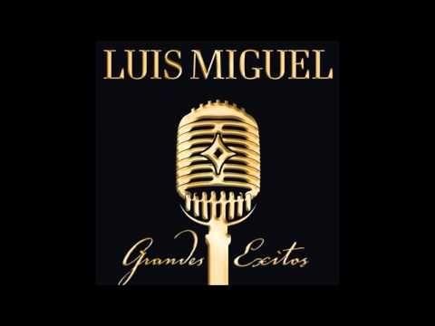 LUIS MIGUEL GRANDES EXITOS DISCO 2 COMPLETO - YouTube