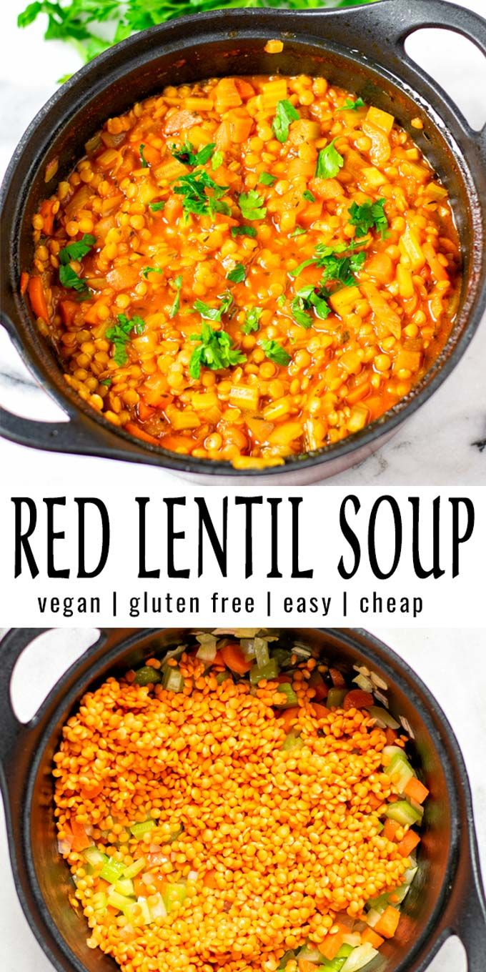 Red Lentil Soup One Pot Contentedness Cooking Recipe In 2020 Red Lentil Soup Red Lentil Lunch Recipes