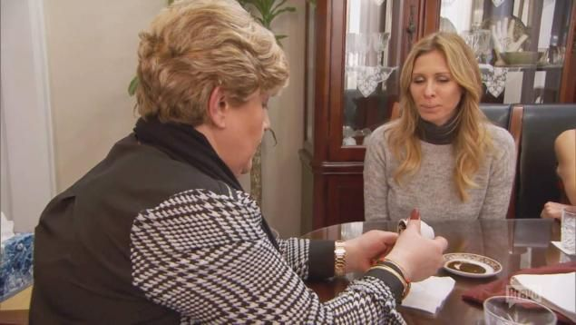 """Coffee psychic featured on Bravo's """"RHONY"""" gets reality jolt - NY Daily News"""