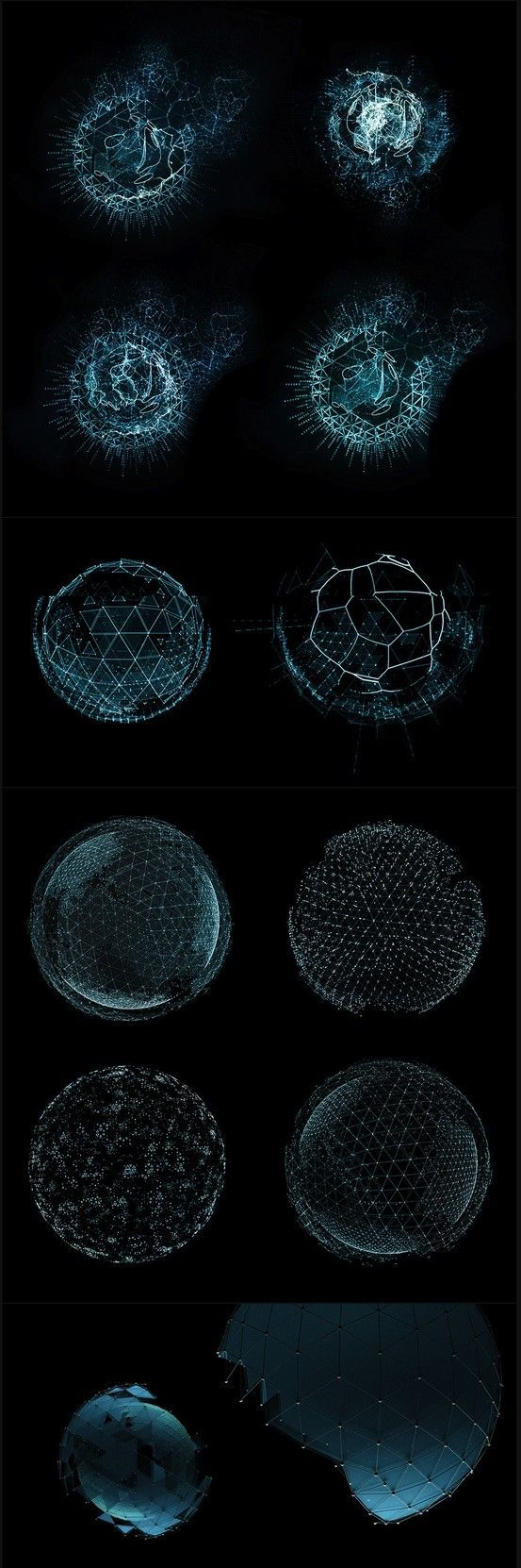 Awesome!/ Stuff/ Blue/ Interface/ Design/ Creative/ Fun/ Cool/ Neat/ Super/ Captivating/Graphics/ -#TRON #sphere #GMUNK. If you like UX, design, or design thinking, check out theuxblog.com