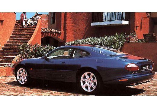 Image Arrière gauche Jaguar XK8 XK8 4.0i V8 Coupé