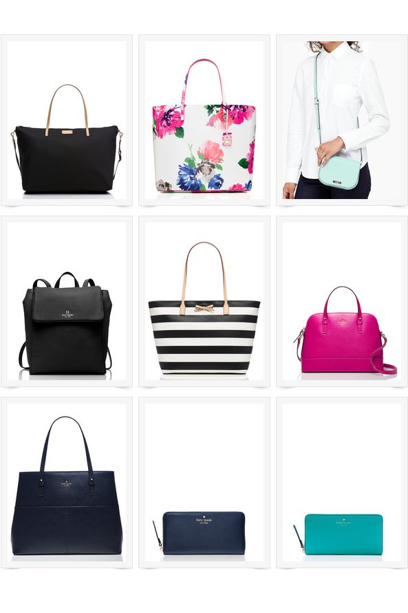 The Kate Spade Secret Sale is ON! Up to 75% off and the best bags & wallets sell out FAST! #sale #KateSpade   www.LittleJStyle.com